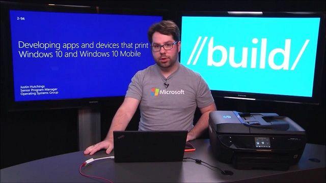 Windows 10 Mobilde Belge veya Dosya Yazdırma Nasıl Yapılır?