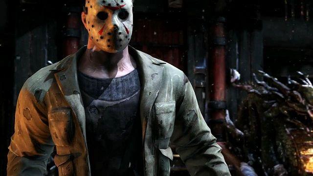13. Cuma Filminin Seri Katili Jason, Mortal Kombat X'e Geldi