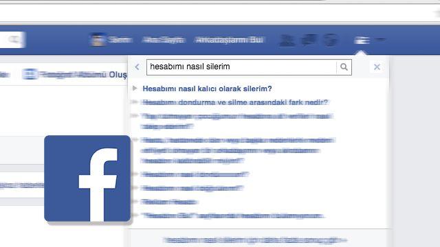 Facebook Hesabı Nasıl ve Neden Silinir?