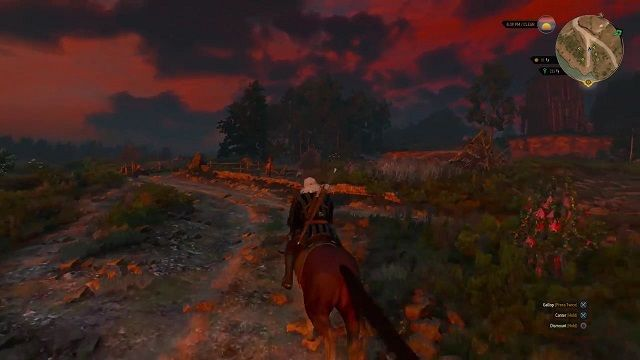 The Witcher 3 PS4'te Böyle Görünecek