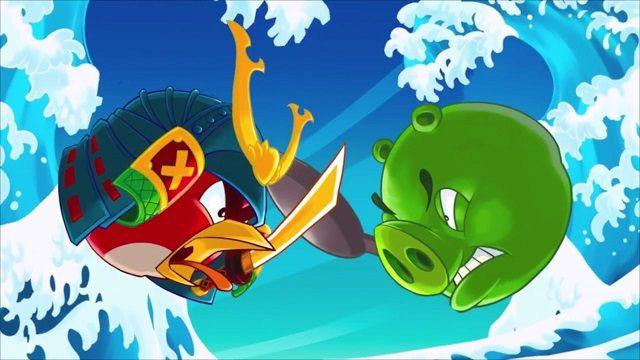 Angry Birds Fight Oynanış Videosu