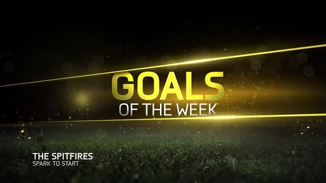 FIFA 15 - 22. Haftanın En İyi Golleri