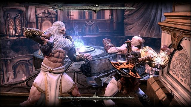 God of War III Remastered: Kratos Hades'e Karşı