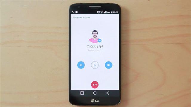 Facebook Messenger Mobil İle Görüntülü Konuşma Yapın