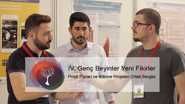 IV. Genç Beyinler Yeni Fikirler Etkinliği İzmir'de Gerçekleştirildi