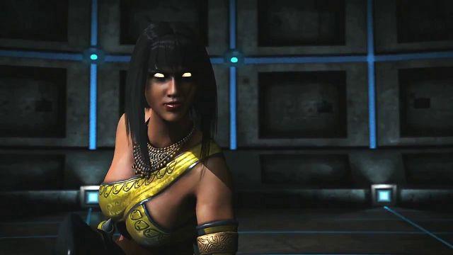 Mortal Kombat X'in Yeni Karakteri Tanya'nın Videosu Yayınlandı
