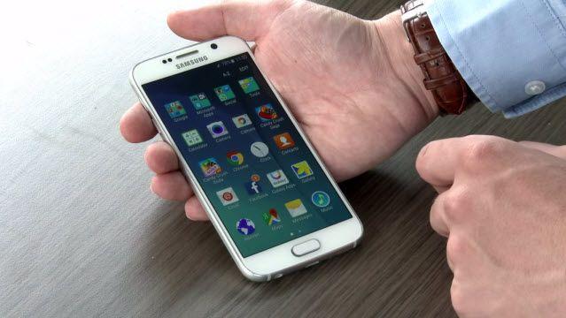 Android 5.1.1 Samsung Galaxy S6 ve Edge'de Böyle Görünecek