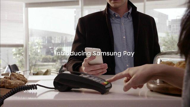Samsung Pay ile Ödeme Yapmak Bu Kadar Basit