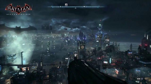 Batman Arkham: Knight - Yeni Oynanış Videosu