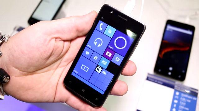 Cherry Mobile Alpha Prime 4: Kutusundan Windows 10'la Çıkan İlk Telefon