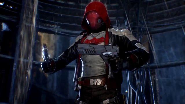 Batman Arkham: Knight - Red Hood Tanıtım Videosu