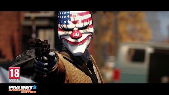 Payday 2: Crimewave Edition Yeni Nesil Konsollara Çıkış Yaptı