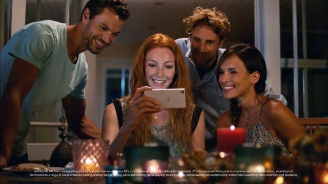 Sony Xperia Z3+: İki Gün Dayanan Batarya Keyfi