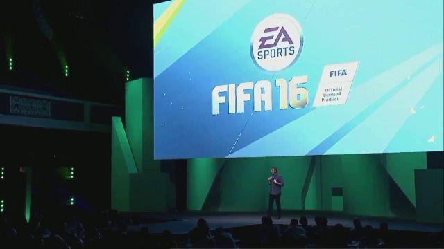 FIFA 16'nın İlk Oynanış Videosu Yayınlandı