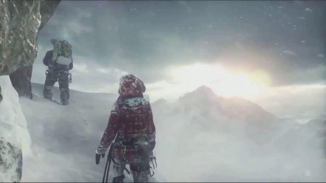Rise of The Tomb Raider'ın Aksiyon Dolu Videosu Yayınlandı
