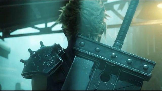 Final Fantasy VII PS4 İçin Baştan Yaratılıyor