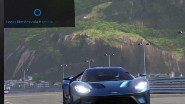 Asistan Cortana, Xbox One'da da Yardımcımız Olacak