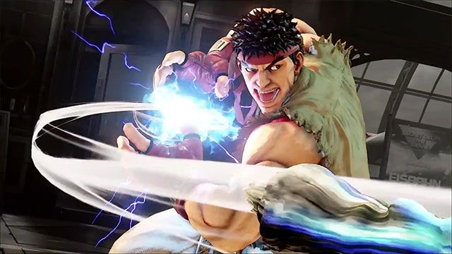 Street Fighter 5 İçin Yeni Video Geldi