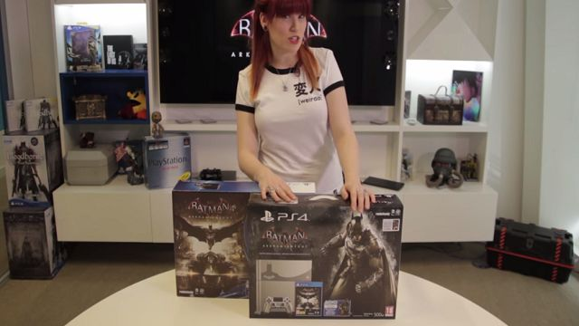 Sony'den Batman Arkham Knight Hayranlarına Özel PS4