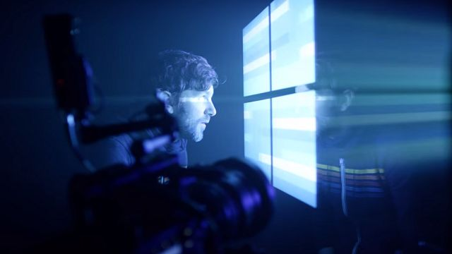 Windows 10'un Varsayılan Masaüstü Görseli Böyle Tasarlandı