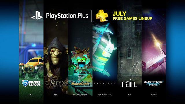 PlayStation Plus Temmuz 2015 Oyunları Belli Oldu