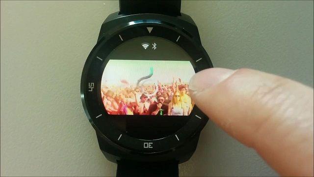 Android Wear'lı Saatlerde YouTube Deneyimi