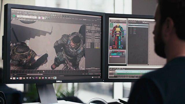 Gears of War'un Etkileyici Sinematikleri Böyle Yapılıyor