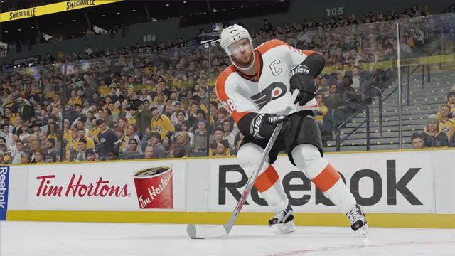 NHL 16 Yeni Oynanış Videosu Geldi