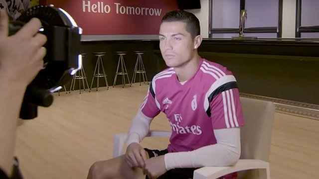 FIFA 16'dan Ronaldo, Benzema ve Rodriguez'li Video Geldi