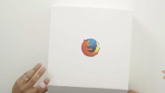Firefox Kutu Açılış Videosu Yayınlandı