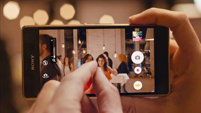 Sony Xperia M5: Hibrit AF Kamera Teknolojisiyle En Hızlı Odaklama İmkanı