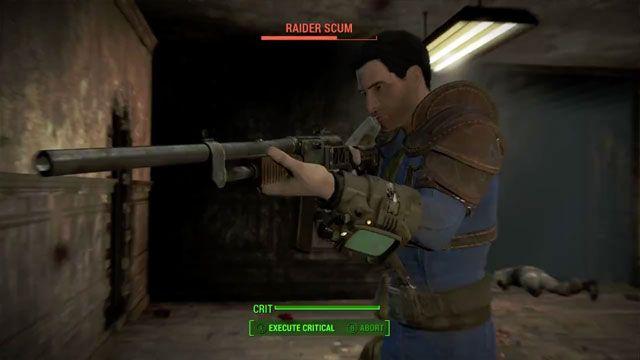 Fallout 4'ün Savaş Dinamikleri Videosu Yayınlandı