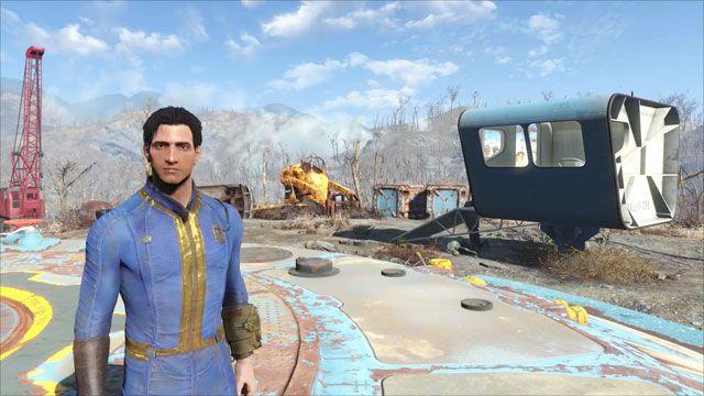 Fallout 4 Açık Dünya Yapısı ve Oynanışı
