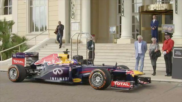 Her Renault'un İçinde Bir F1 Aracı Vardır