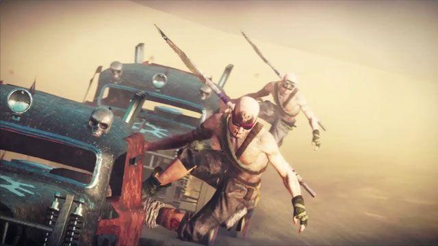 Mad Max Oyununun Yeni Fragmanı Geldi