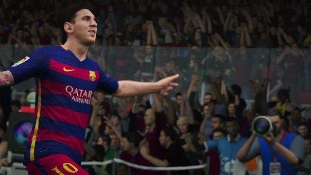 FIFA 16 Yeni Sezonda Çoşturuyor