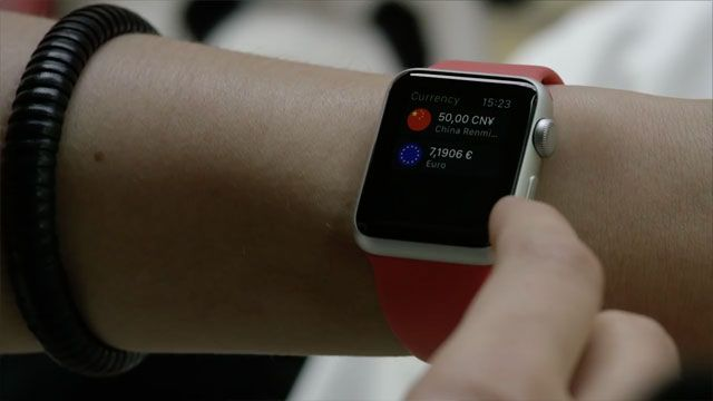 Apple Watch Beijing Videosu