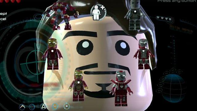 LEGO Marvel's Avengers Oynanış İlk Videosu