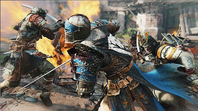 Ubisoft'un Yeni Oyunu For Honor'ın Oynanış Videosu