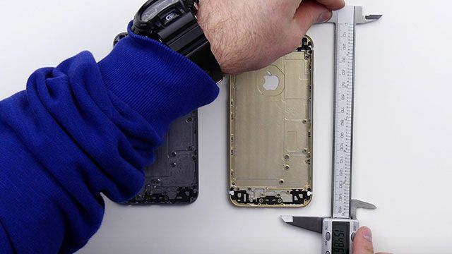 Apple iPhone 6S İle Bükülme Sorununu Kaldırıyor