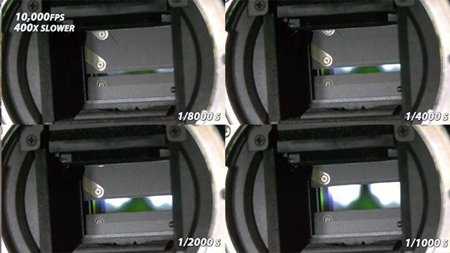 Fotoğraf Makinesi Fotoğraf Çekerken İçinde Ne Oluyor?