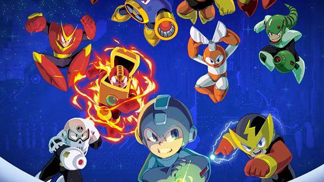 Mega Man Legacy Collection çıkış Videosu