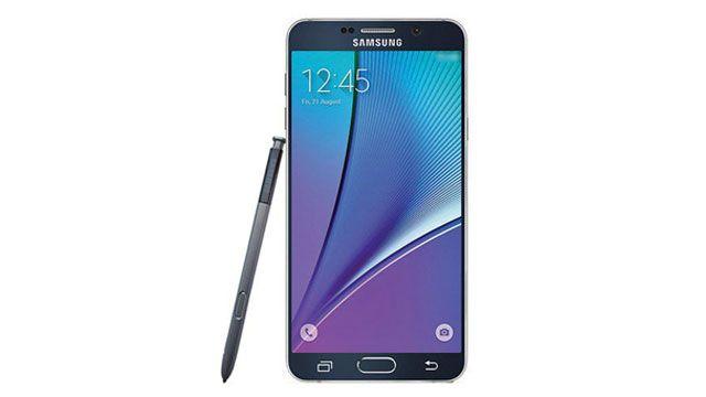 Samsung Galaxy Note 5 Tanıtıldı!