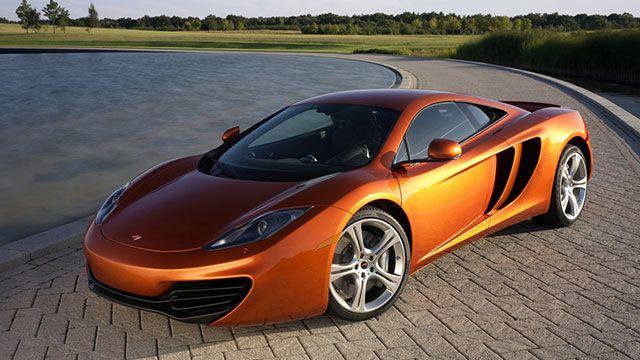 McLaren'ımız Olsa Kapısını Açamayız