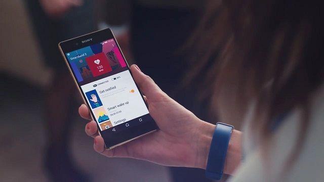 Sony SmartBand 2, Kullanıcının Kalp Atış Hızını Takip Edebiliyor