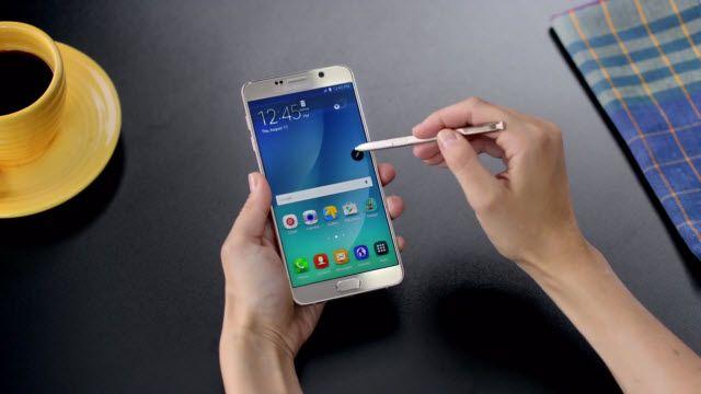 Samsung Galaxy Note 5: S Pen ve Eğlence İmkanları