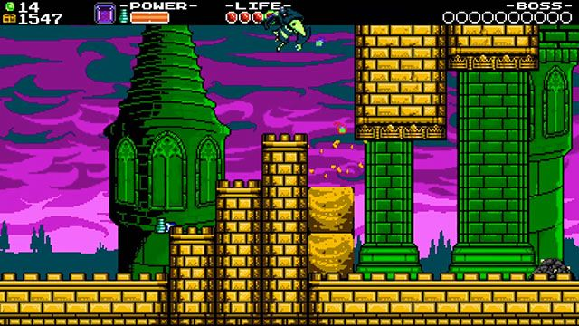 Shovel Knight: Plague of Shadows Fragmanı