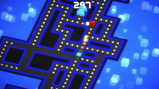 PAC-MAN 256 Oynadık