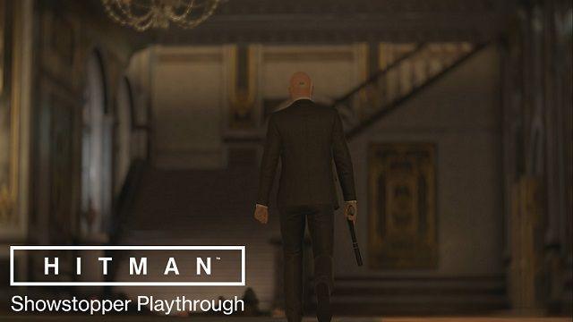 Yeni Hitman Oyunu İlk Oynanış Videosu