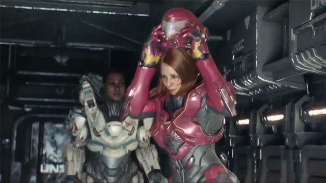 Halo 5'in Açılış Sinematiği Nefes Kesiyor
